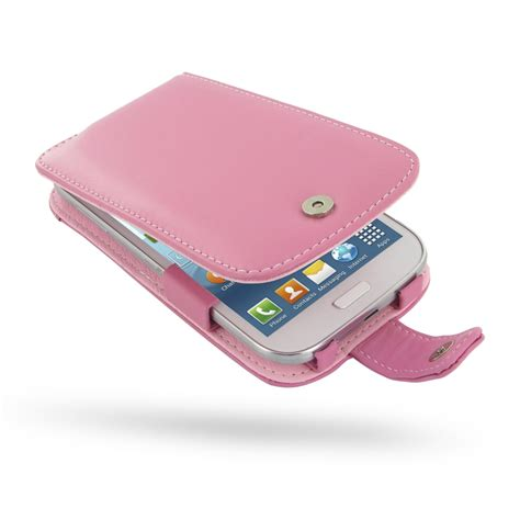 Leather Samsung Galaxy Grand Duos Flip Flipcase Cover Flipcover 1 samsung galaxy grand leather flip petal pink pdair pouch