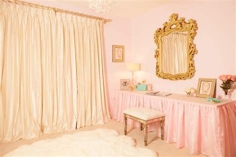 Pink Nursery Decor Ivory Pink S Nursery By Crown Interiors