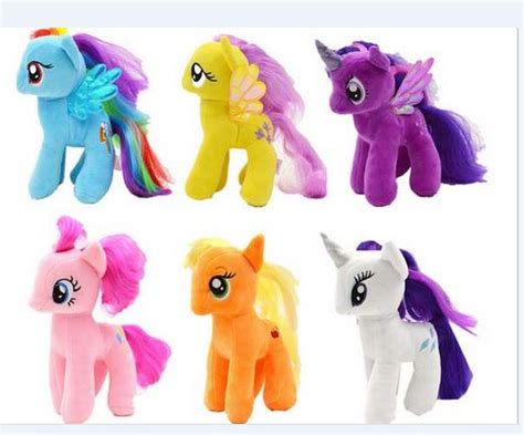 Boneka Kuda Poni Unicorn My Litle Pony 13 Inch buy grosir mainan pony from china mainan pony penjual aliexpress