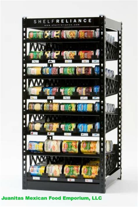 shelf reliance emergency survival food storage shelve