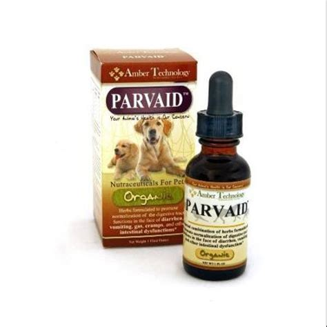 parvo for dogs parvaid all parvo aid for dogs 1oz walmart