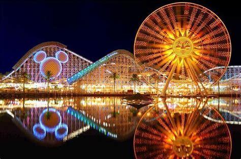 theme park california disney california adventure park anaheim california
