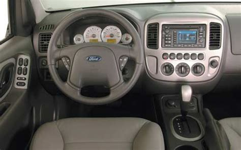 how it works cars 2005 ford f350 interior lighting 2005 ford escape hybrid fuel economy engine horsepower price road tests motor trend