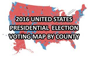 us voting map by county s inaugural record protest numbers independent