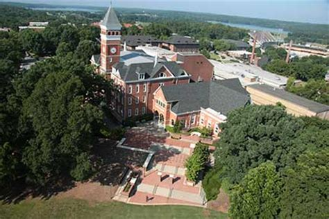 Clemson Mba Transfer by Clemson Profile Rankings And Data Us News