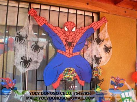 imagenes cumpleaños hombre araña 21 mejores im 225 genes sobre cumple de hombre ara 241 a en