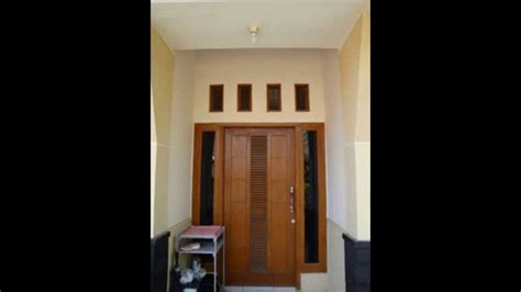 aneka model gambar pintu dan jendela minimalis terbaru renovasi rumah net