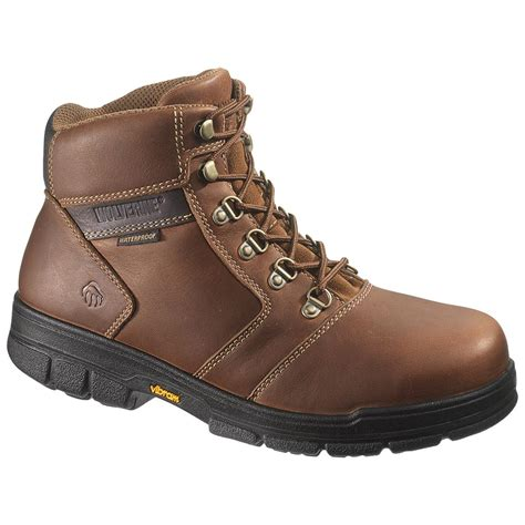 wolverine s boots s wolverine 174 6 quot barkley waterproof 400 gram thinsulate