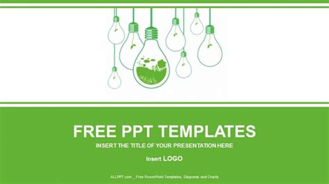 free powerpoint templates 2014 ecology concept business powerpoint templates