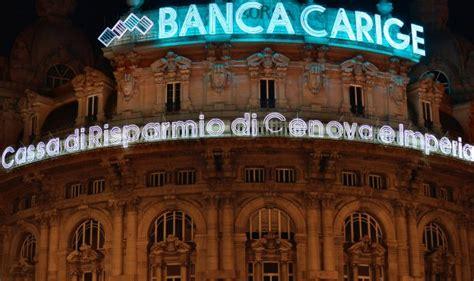 www carige italia carige per padoan va tutto bene ma per gli analisti