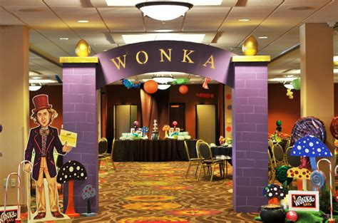 Willy Wonka Decorations by Willy Wonka Decorations Diy Home Theme Ideas