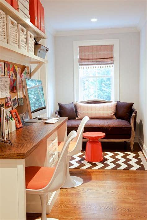 Narrow Study Desk 25 Best Ideas About Hallway Office On