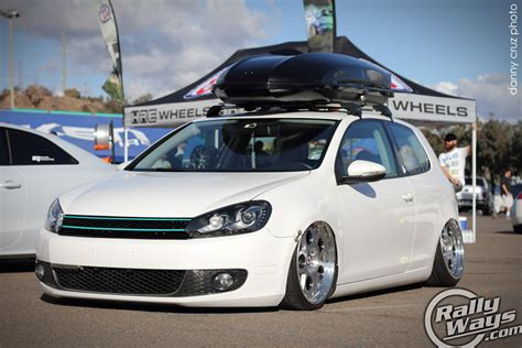 slammed volkswagen gti super car photos from big socal euro gathering 2012