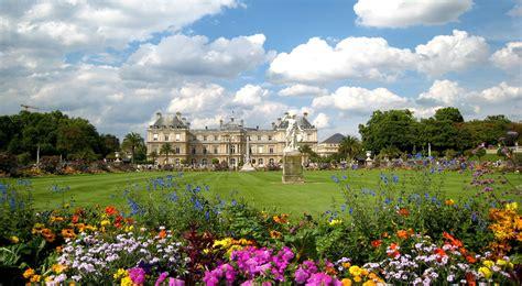 giardini di parigi giardino delle tuileries giardini di luxembourg parigi