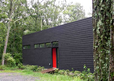 New York Cabins by Rlw Cabin A Modern Quot House Quot By Shadow Architects Is
