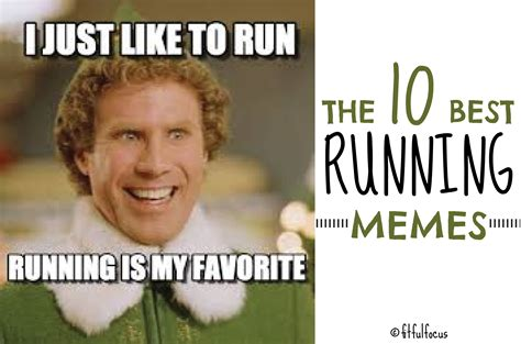 Meme Running - the 10 best running memes