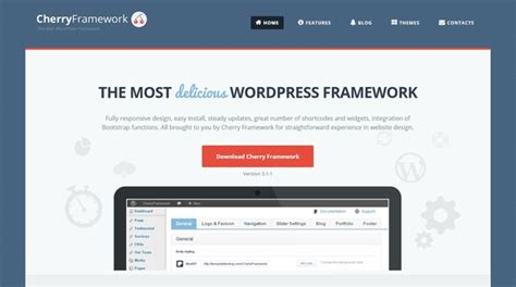 wordpress layout framework 13 best free wordpress theme frameworks 2016