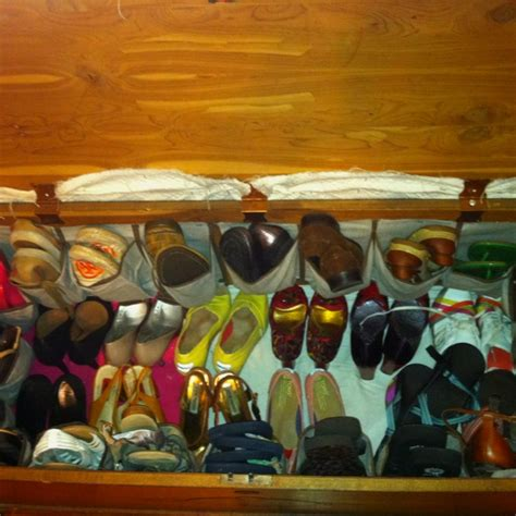 bench over the tops repurposed cedar chest into shoe ottoman bench