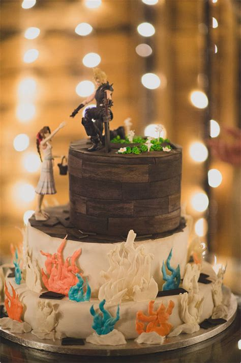 gamer wedding cake pictures   images  facebook tumblr pinterest  twitter