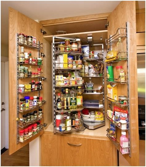 Kitchen Cabinets Organization Storage 13 Ingenious Storage Hacks For Your Tiny Kitchen Architecture Design