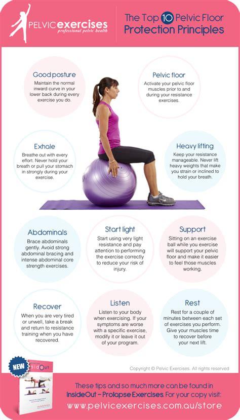 10 step guide pelvic floor safe exercises for strengthening health pelvic floor