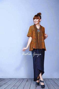 Dress Batik Peplum Parang 1000 ideas about modern batik dress on batik