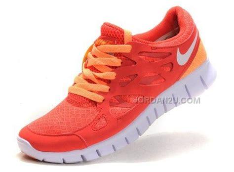 imagenes de nike free run nike free run 2 womens running shoes orange yellow on