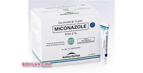 salep miconazole obat topikal anti jamur golongan azol