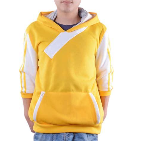 Murah Jaket Hoodie Go Yellow get cheap sweatshirt clearance aliexpress alibaba