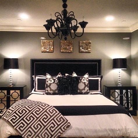 black and white bedroom decor 17 best ideas about black bedroom decor on pinterest