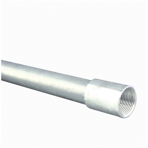 emt electrical metal tubing conduit galvanized steel galvanized steel intermediate pipe conduit china