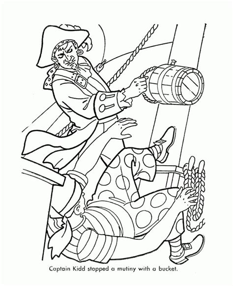 pirates coloring page preschool worksheets pinterest
