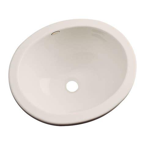 american standard ovalyn sink american standard ovalyn undermount bathroom sink in bone