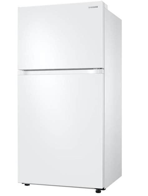 samsung 21 1 cu ft top freezer refrigerator with