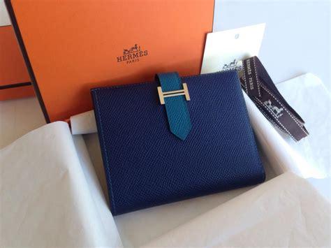 Christian Grey hermes bearn wallet