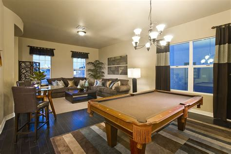 pool table in living room dining living room with pool table home decor and diy