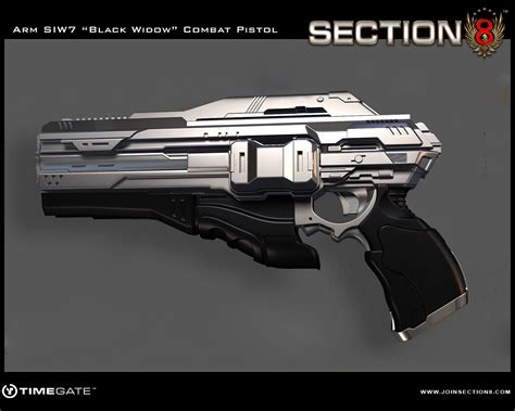 section 8 de section 8 die waffen des scifi multiplayer shooters auf