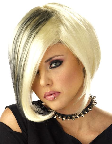 two toned hairstyles blonde underneath dramatic two tone hair color ideas best hair color