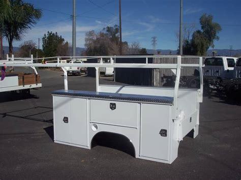 harbor utility bed used body sales