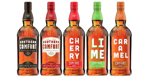 southern comfort flavors southern comfort introduces new caramel flavor and new