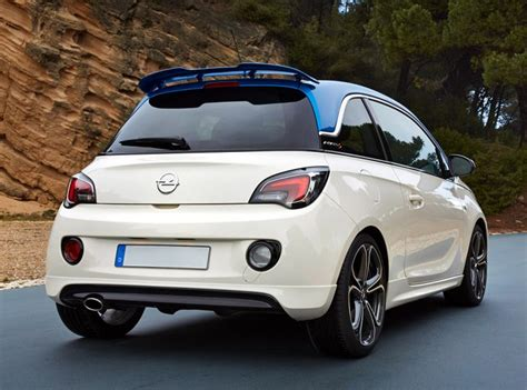 Opel Adam Motor Of 2016 Cars Auto