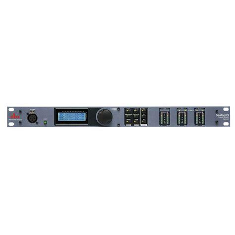 dbx drive rack pa dbx driverack px 171 speaker management
