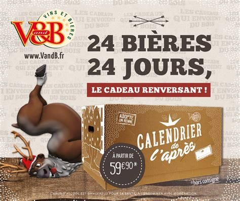 V And B Calendrier Avant Calendrier De L Avent Et De L Apres Sp 233 Cial Bieres V