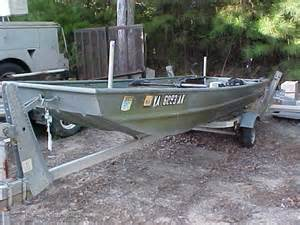 used jon boats for sale on ebay 14 ft 48 034 jon boat aluminum jon boat w top seats