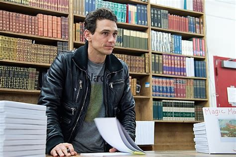 does james franco have tattoos franco pens poetry book wears tat on cover