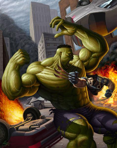 imagenes wolverine vs hulk hulk vs wolverine dreager1 s blog