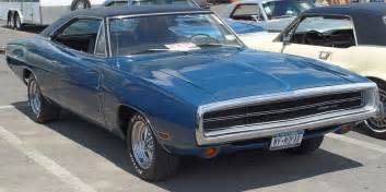Dodge Charger 1979 1970 Dodge Charger Blue Front Angle