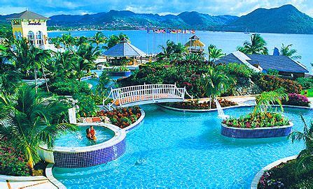 Best Sandals Resort For Anniversary Visit The Sandals Resort In St Lucia Maybe An Anniversary