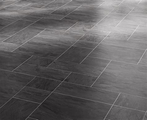 grey slate tile effect laminate flooring laplounge