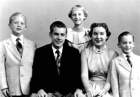 donald trump parents donald trump s mother revealed in previously unseen photos